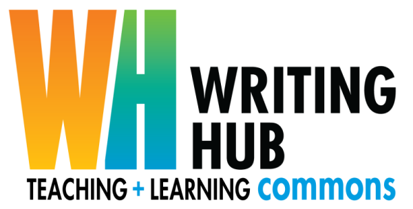 Writing Hub logo